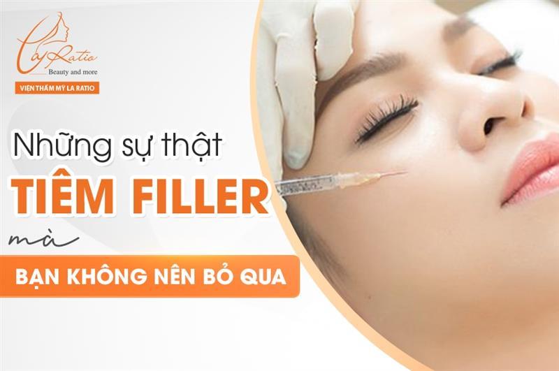 Những sự thật về tiêm filler mũi mà bạn không nên bỏ qua