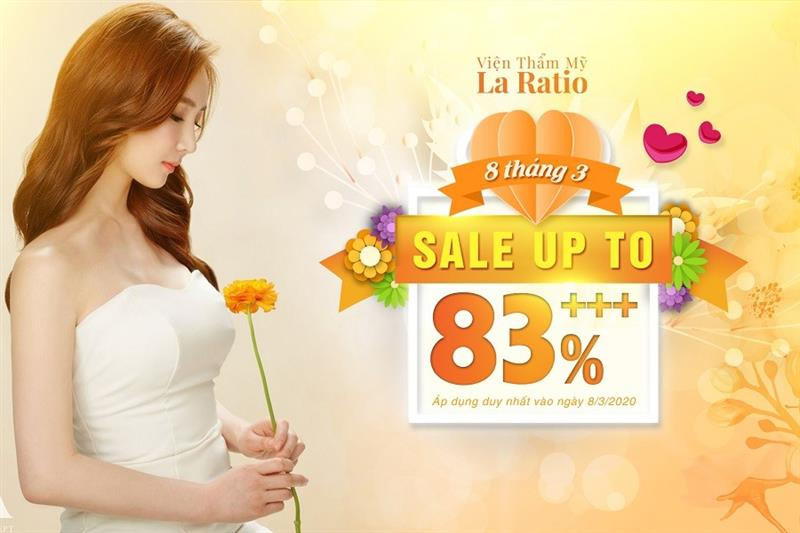 8/3 SALE THẢ GA - SALE UP TO 83%+++