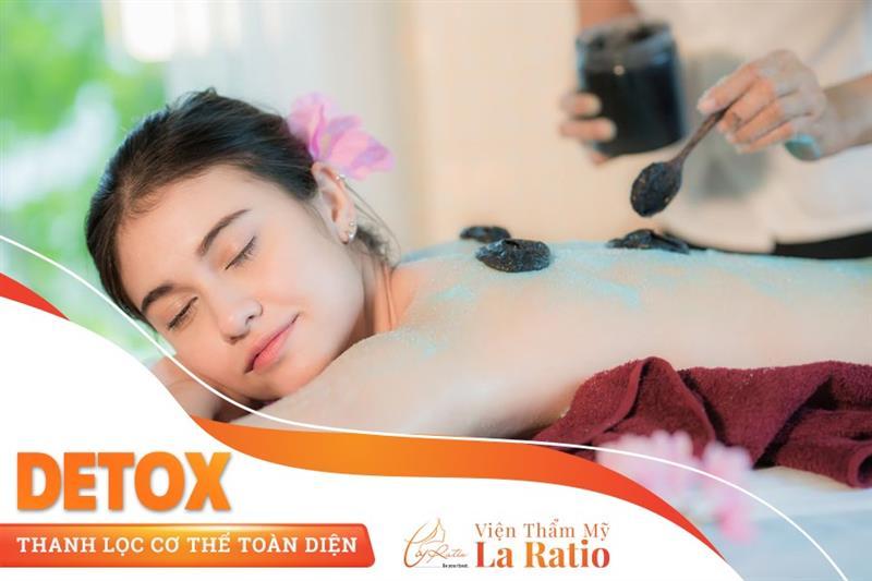 Detox thanh lọc cơ thể