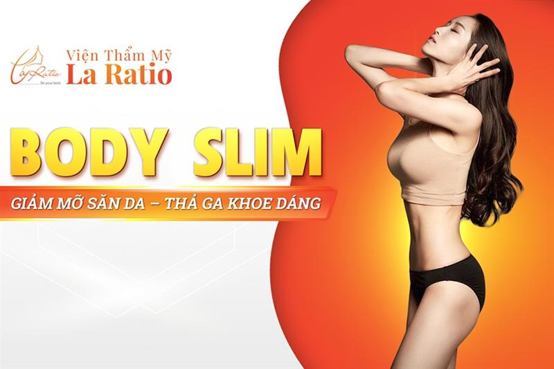 Giảm béo bằng sóng RF (Body Slim)