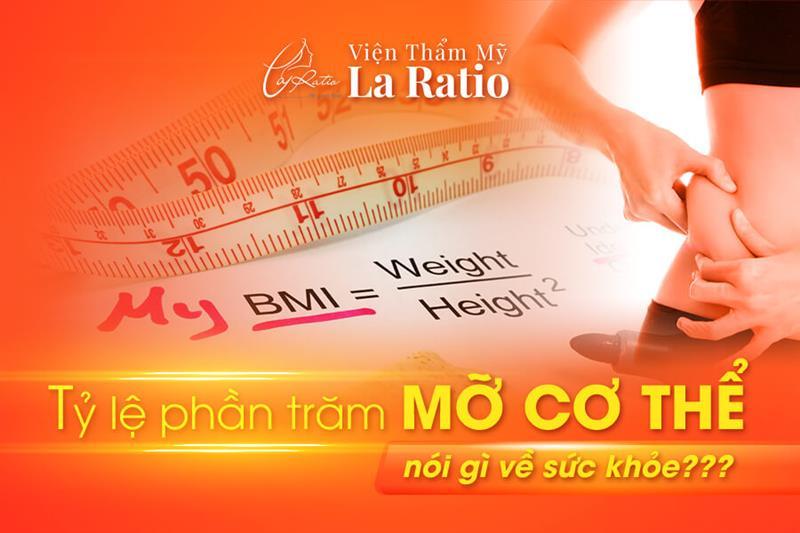 Tỷ lệ phần trăm mỡ cơ thể của bạn nói gì về sức khỏe của bạn?