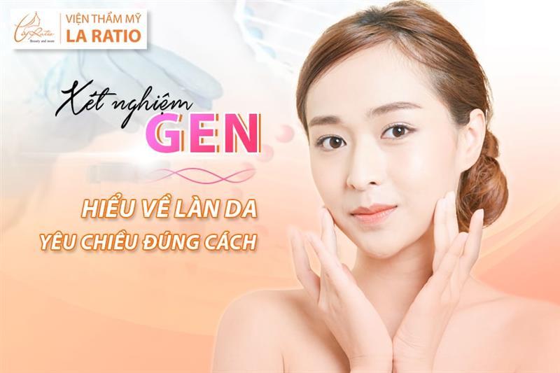 Xét nghiệm Gen - Hiểu về làn da